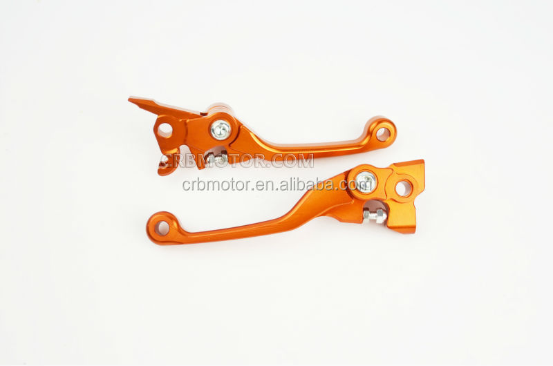 HOT SALE CNC adjustable motorcycle brake & clutch lever for motorcycle parts