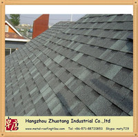Chinese famous brand laminated roof asphalt shingle