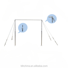Outdoor Gymnastic Pull up Horizontal bar/Uneven Bars