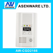 Alarm system LNG gas detector, battery operated carbon monoxide alarm
