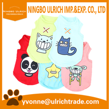 CS01 China Manufacturer Design Lovely Pet Clothes for Dog