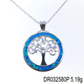 New Designs Silver 925 Jewelry Tree oF life Women Pendant DR032580P