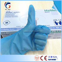 Sterilize Disposable Plastic Polyethylene Gloves Medical Surgical PE Glove Power Free