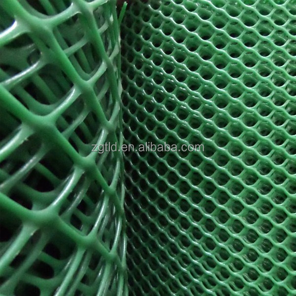 reinforced plastic wire mesh HDPE net Plastic Pain Wire Mesh
