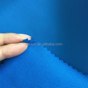600D polyester oxford fabric coated with peva fabric material