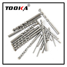 6pcs /set Alloy Cement Concrete Wall Drill Construction drill Electric Impact Drill Bit Set