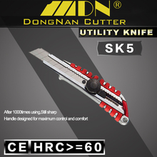 Factory Directly High Quality 18mm Snap off Blade Heavy Duty Utility Knife