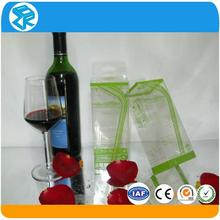 2016 Hot selling plastic wine glass storage case