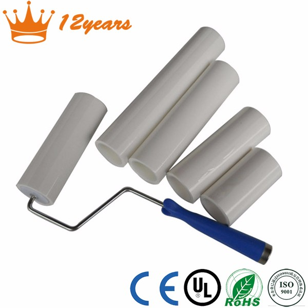 12 Inches PE ESD Cleanroom Sticky Roller Manufacturer