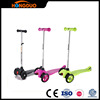 Holding style kids scooters 3 wheel Baby bicycle