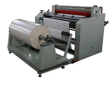 Paper Reel To Sheet Cutting Machine with Slitting Function / Paper Roll Slitter
