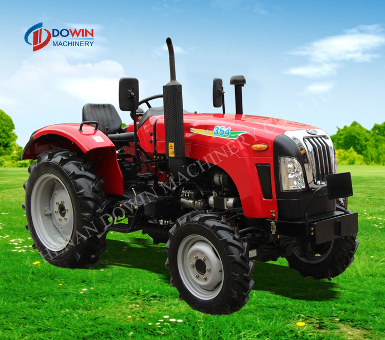 small 35hp 4wd powerful russian tractor
