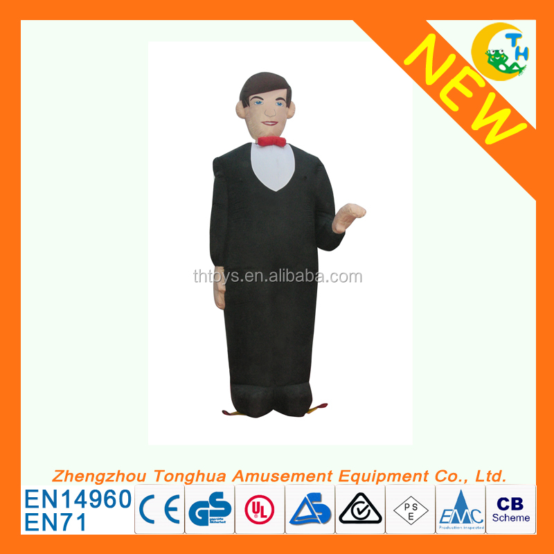 New attractions!!! Customized inflatable advertising man for sale