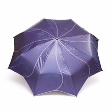 Luxury Branded Design Small Umbrella With Eva Box