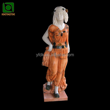 Beautiful Garden Figure Statue Girl