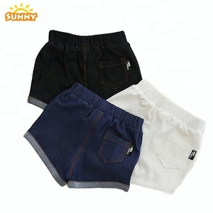 Kids Clothing Suppliers China baby jeans shorts on sale