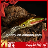 NOEBY 45mm 4.8g 1.8m floating artificial sea fishing bait