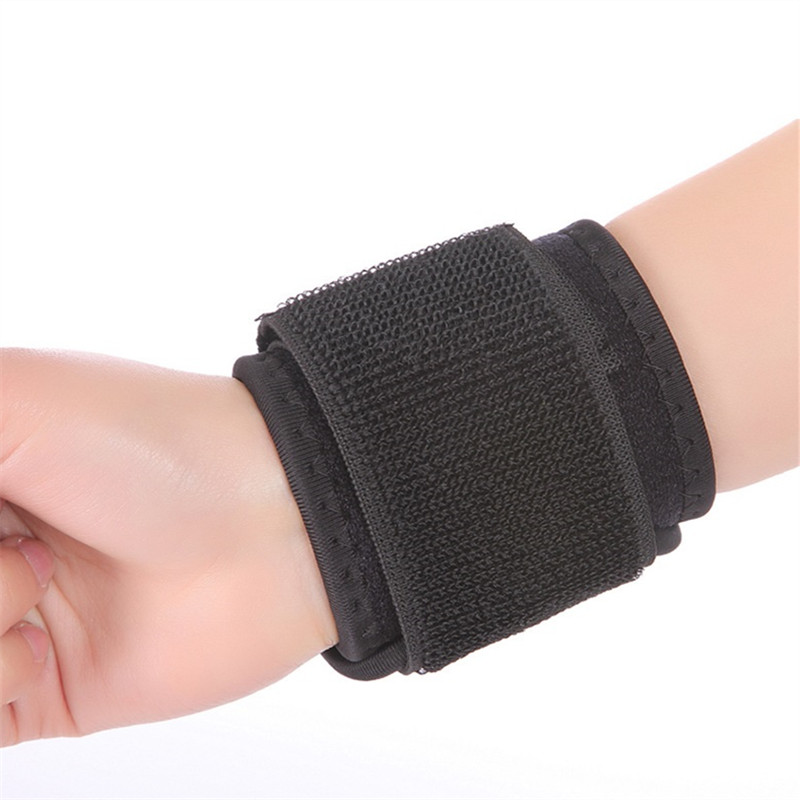 cheap price tennis volleyball basketball wristband wrist protector