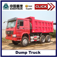 china heavy duty truck /sinotruck howo 6*4 340hp dump truck /new dumper truck price