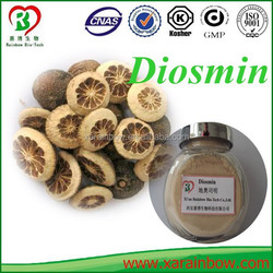 Natural Extract from Hesperidin 90%/92%/95%/98% Diosmin