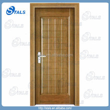 Handmade carving wooden door design