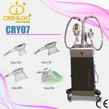 High recommend body slimming machine CRY07 with skin antifreeze non-invasive comfortable liposuction