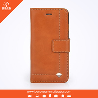 protective phone leather case for iphone 6