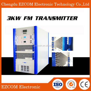 LATEST HOT SALE NEW PROFESSIONAL 100W 1KW 3000W 3000 WATTS 3KW FM RADIO SIGNAL TRANSMITTER FOR BROADCASTING STATION SYSTEM