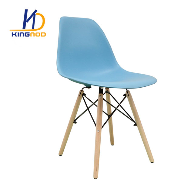 Cheap Outdoor Elegant Designer Sturdy Chair Restaurant Garden Beach Office Dining Plastic PP Emes Chair
