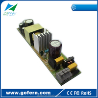 Open frame constant current mini led driver 350ma