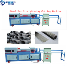 Steel coil uncoiling Straightening & Cutting Machine