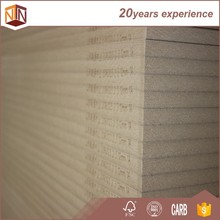 Manufacturer Supplier waterproof mdf medium density fiberboard from china