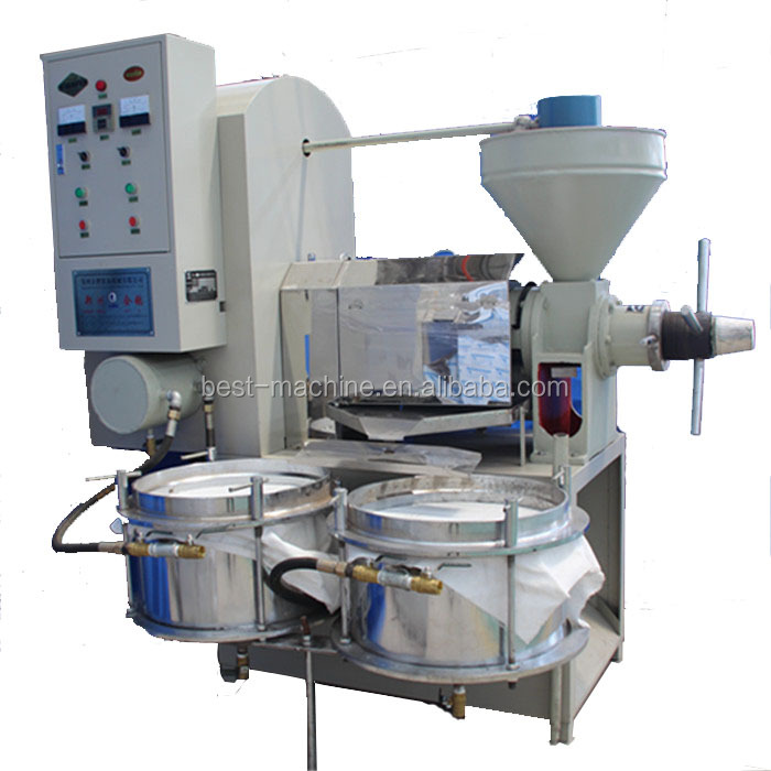 ethiopia sesame Niger seeds oil expeller with filtering system