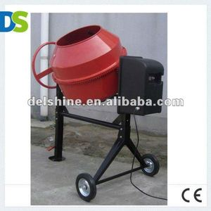 DS-CM004 Portable Concrete Mixer With Plastic Drum