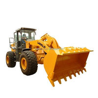 earth moving loader with tubeless tyre(5ton)