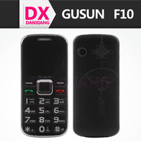 Design For Old People, Gusun F10 Dual SIM Phone Call 2.0 INCH Display Loudly Speaker High Quanlity Mobile Phone
