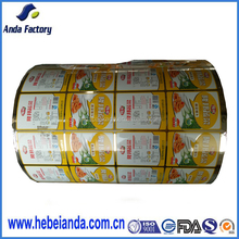 PA/PE clear eco-friendly moisture proof laminated material plastic pickle film