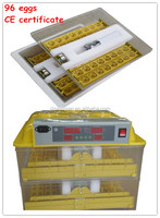 Good quality egg incubator for sale made in germany portable incubator for sale wq-96
