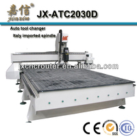 JX-ATC2030D China ATC Woodworking Cabinet Making CNC Router