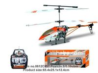 New-3ch Remote control plane/rc helicopter t23