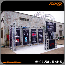 Aluminum Roof Truss For Exhibition Display