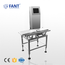 Production Line Automatic Weight Checking Machine / Checkweigher