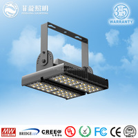 Outdoor Wall Mounted Lighting high mast tunnel light LED floodlight 60w high power aluminum led flood light