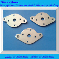 Guangdong Factory price small aluminum parts micro small aluminum stamping parts