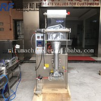 Guangzhou body lotion sachet liquid packing machine with 220V