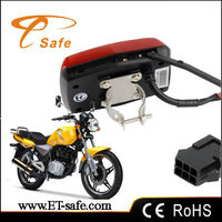 car alarm system with remote engine start Portable motor gps tracker with GPS data loggers Motorcycle GPS Tracker