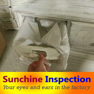 Furniture Quality Control Services / Third Party Inspection Agency with European/Chinese Management Team