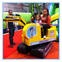 300 degree rotate toy excavators for kids in hot excavator for sale toy tractor