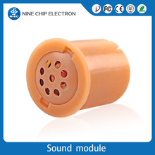 Voice recorder custom music box usb sound module for plush toy