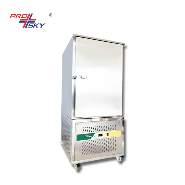 Quick Freezing IQF Freezer Machine